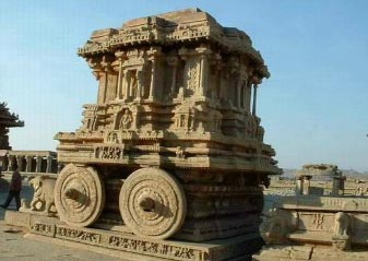 Hampi Tour With The SSLR (Min 2 Persons)