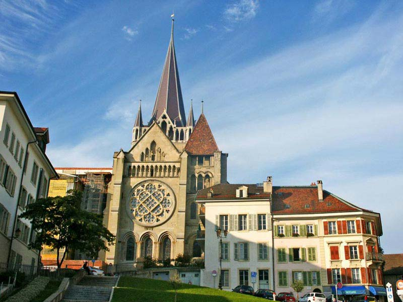 Beautiful Lausanne Package