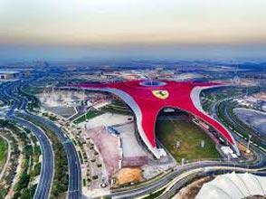 Abu Dhabi City Tour With Sea Cruise Tour