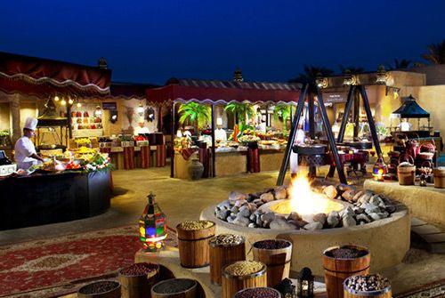 Bab Al Shams Tour