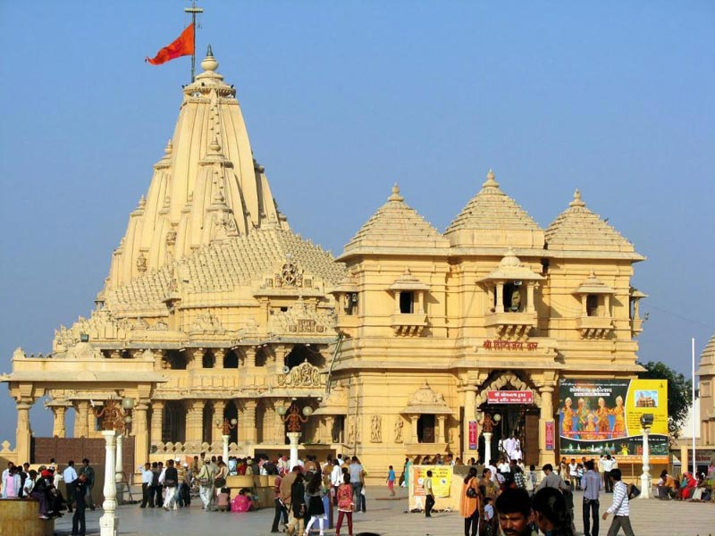 Somnath Temple - Gir Forest - Diu Package