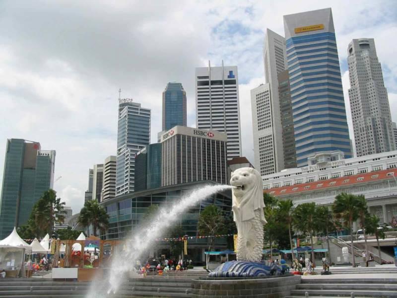 Singapore Tour 10 Days