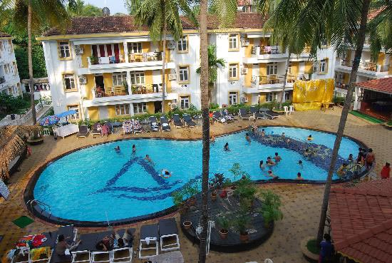 B2B Goa Package (50727),Holdiay Packages to Goa City