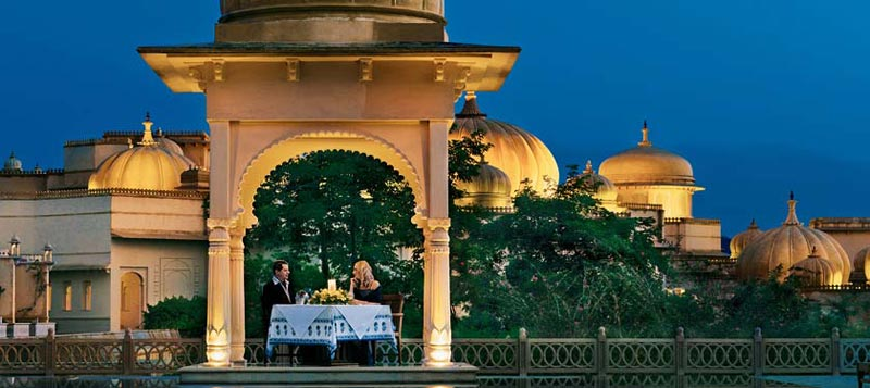 Golden Triangle Tour With Oberoi Villas Tour Package