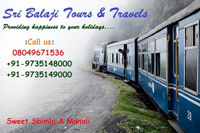Sweet Shimla & Manali Tour