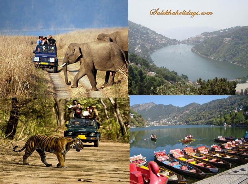 Nainital  Jim Corbett Uttarakhand Tours