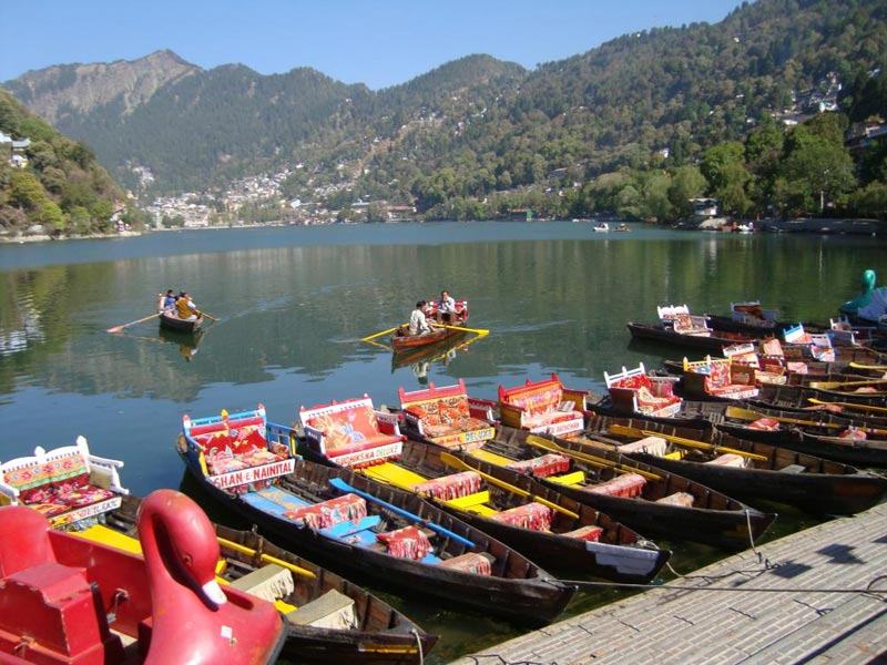 2N Nainital + 1N Kausani Package:3N/4D Accommodation With Transport Tour