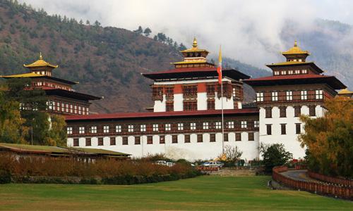 Bhutan Western Tour 9 (west+central)