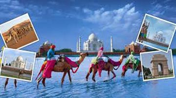 Golden Triangle B2B Rates Tour (72714),Holdiay Packages to Agra
