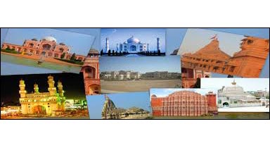 Golden Triangle Tour 5 Nights / 6 Days