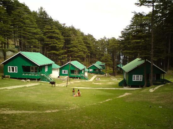 Kashmir With Patnitop Tour Package