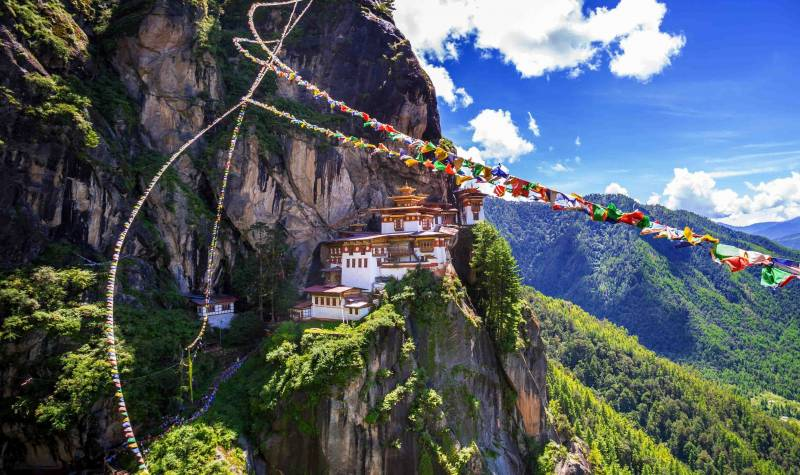 8 Night 9 Days Bhutan Tour