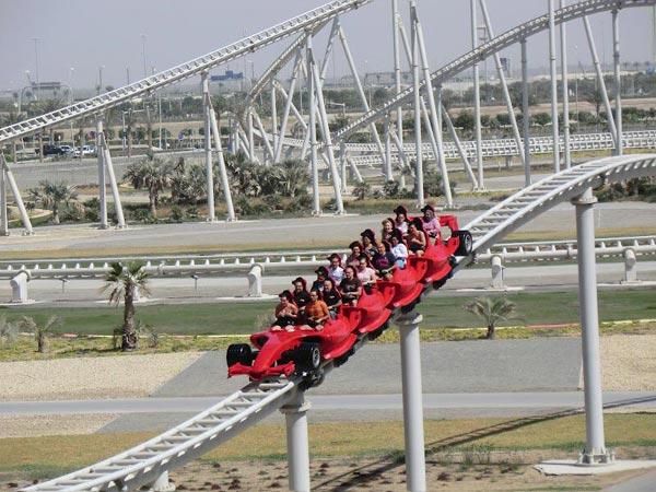 Dubai Tour Package With Ferrari World