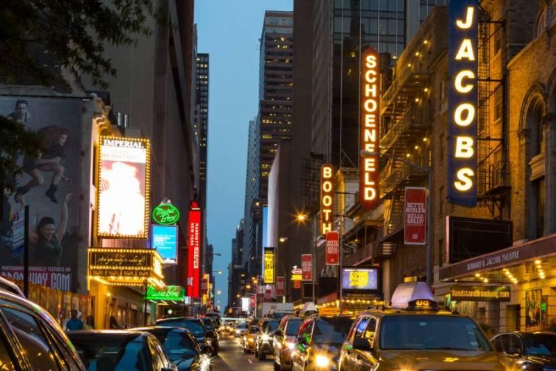 Bustling New York Tour
