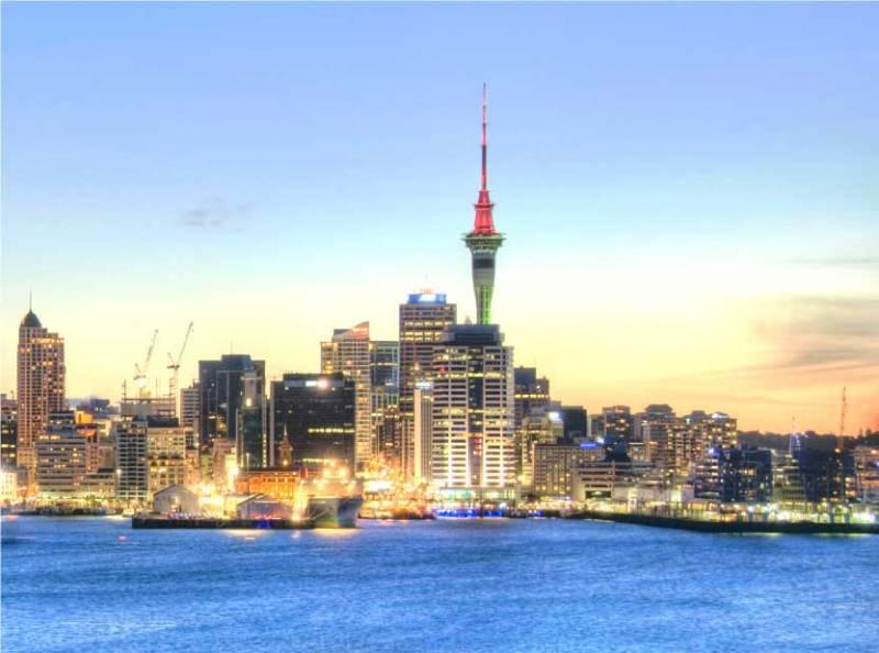 Glimpse Of New Zealand Tour