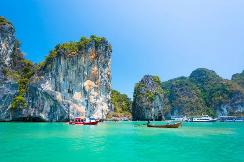 Thailand With Phuket And Samui Tour