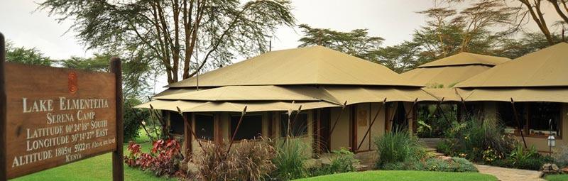 Amboseli, Lake Elementeita, Nakuru And Maasai Mara