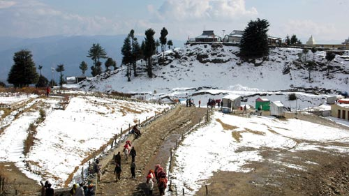 Honeymoon In Shimla, Manali & Chandigarh Tour
