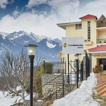 Shimla Kullu & Manali Honeymoon Packages