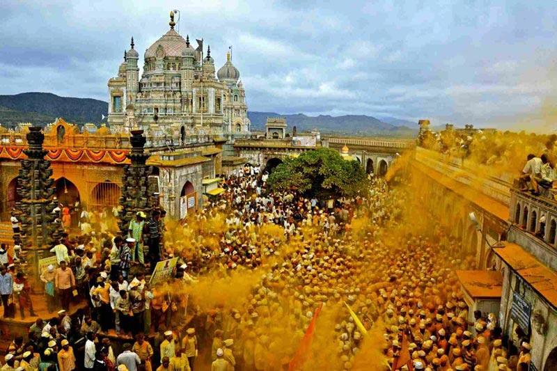 Spiritual Maharashtra Tour