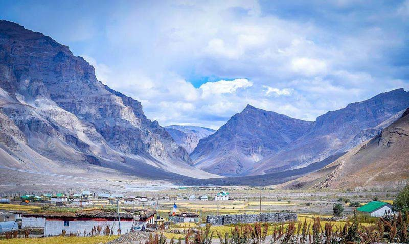 Ladakh With Himachal Tour