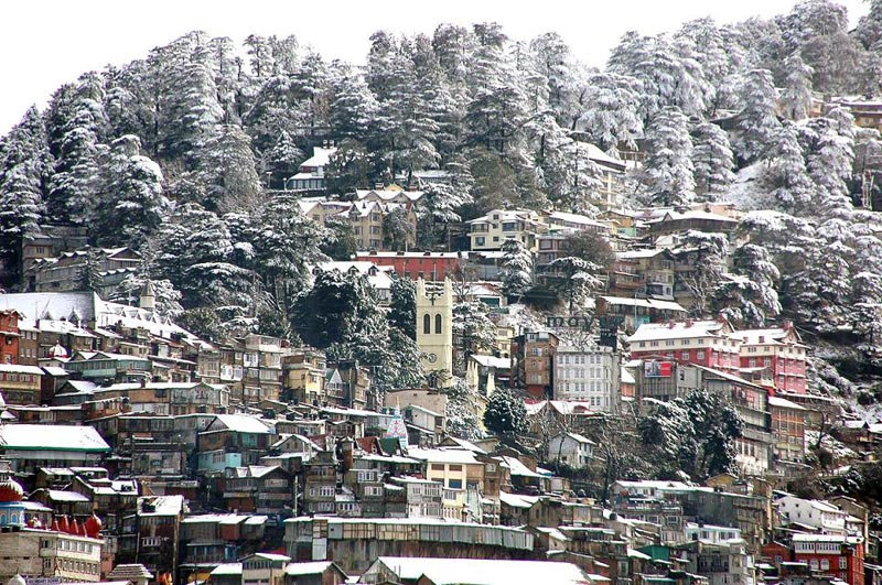 Beauty Of Himalayas Tour