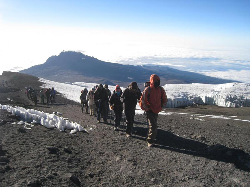 Kilimanjaro Climb - Machame 6 Days 5  Night Tour