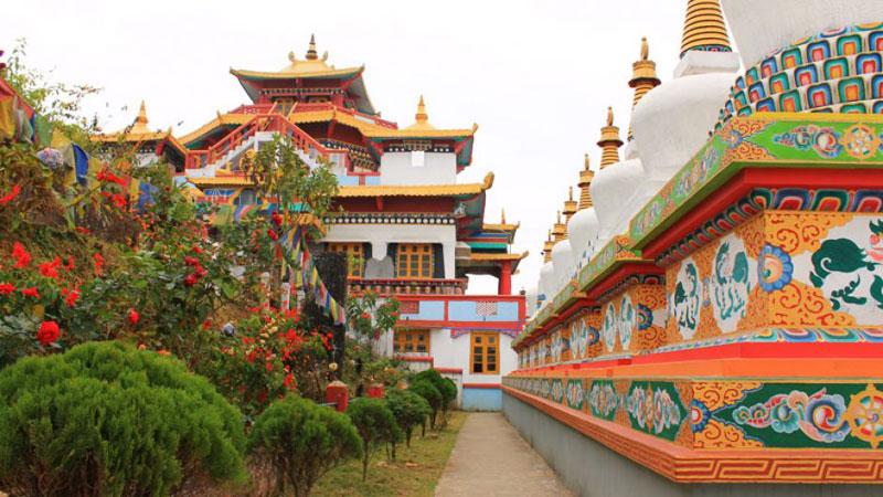 Kalimpong - Gangtok - Darjeeling Tour