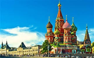 The Trans-Siberian Railway Tour