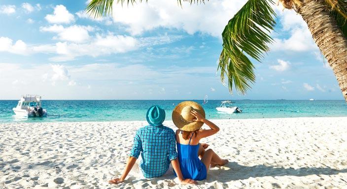 Honeymoon At Mauritius Tour