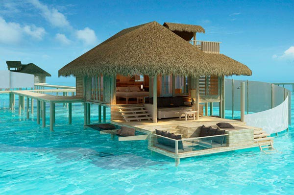 Maldives - Fun Island Resort & Spa Tour