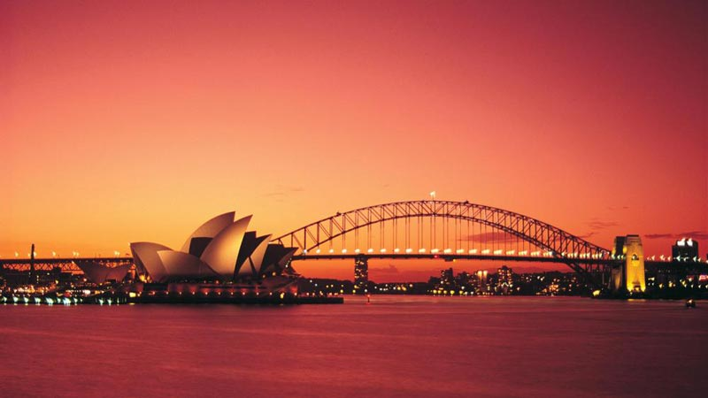 Amazing Australia With Newzealand Tour