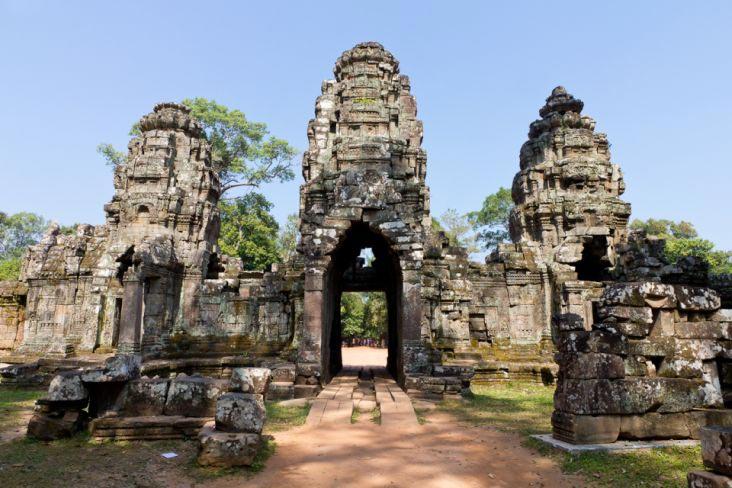 Vibrant Vietnam And Cambodia