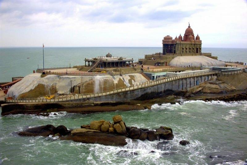 Pilgrimage To Kanyakumari,Rameshwaram And Madurai Tour