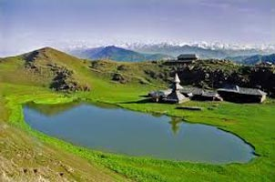 Manali To  Prashar Lake Tour