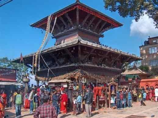 Lumbani-pokhara-manokamana Devi-kathmandu-nagarkote-sanga-baktapur-jankpur Tour