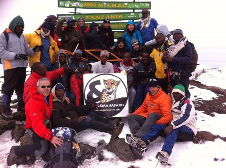 Kilimanjaro Marangu Route Tour