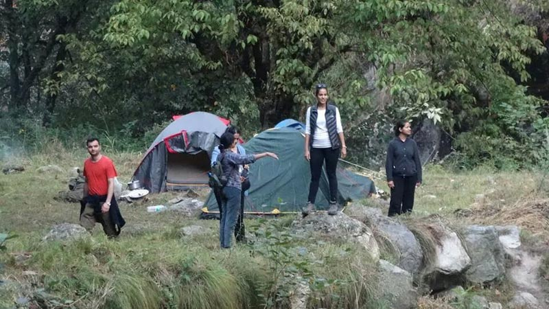 Marahni Trek In Ecozone By The National Park Tour