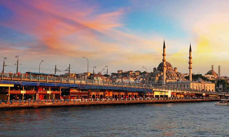 Istanbul Is Calling Tour
