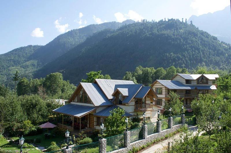 Himachal Honeymoon Tour Package