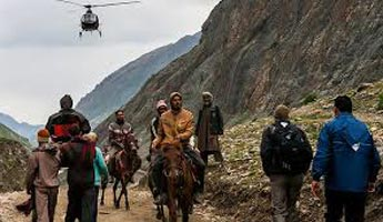 Shri Amarnath Yatra By Helicopter With Kashmir Tour (6N/7 Days)