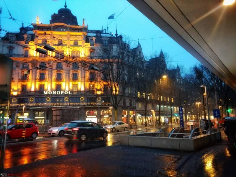 Switzerland - 07 Night 08 Days Tour
