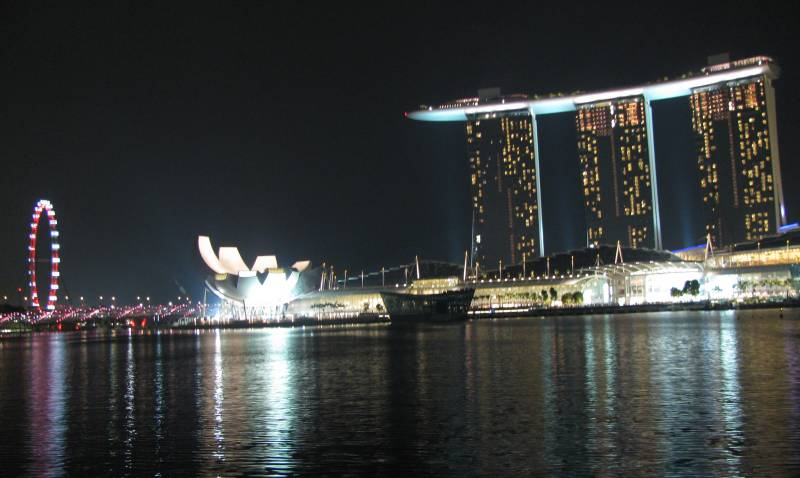 6 Nights With Singapore & Malaysia Tour