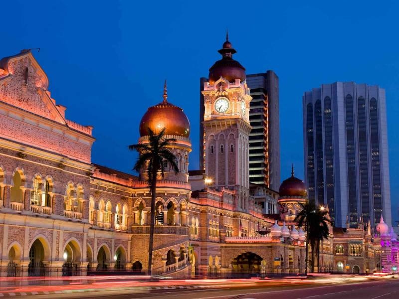 3 Nights With Malaysia Tour