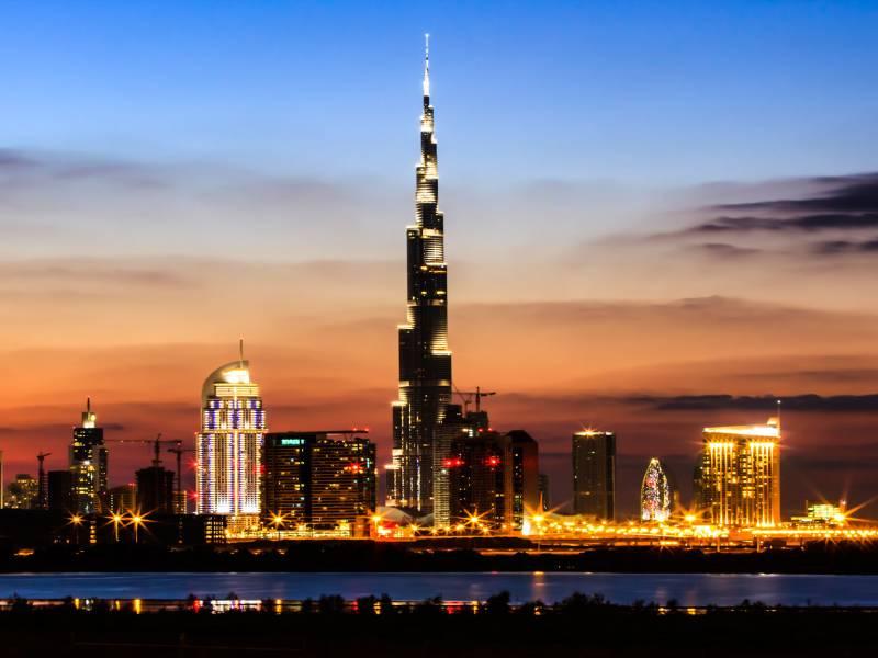 6 Nights Dubai Tour With Atlantis Palm Tour