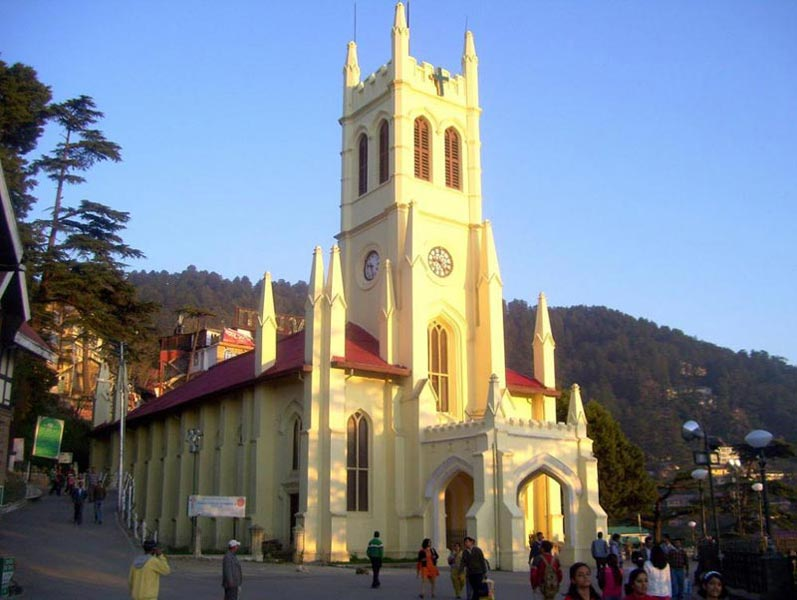 Amazing Shimla - Kullu - Manali - Delhi - Agra Tour Package 5n/6d