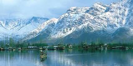 Kashmir Tour Package 6 Nights 7 Days