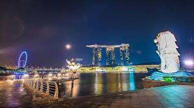 Singapore Tour Package 5 Nights 6 Days