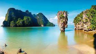 Thailand Tour Package 2Nights / 3Days Return Airfare Ex - Mumbai