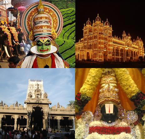 14 Days South Yatra Special Tour